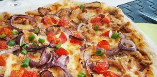 Pizza Légère au Thon WW