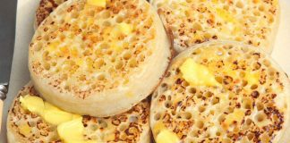 Crumpets au Thermomix