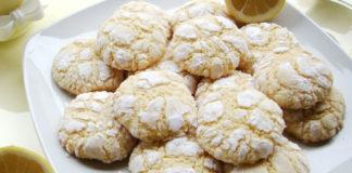 Biscuits Craquelés au Citron au Thermomix