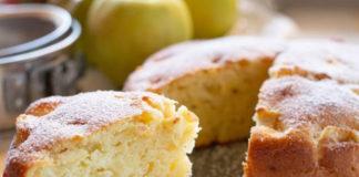 Gâteau aux Pommes et au Mascarpone au Thermomix