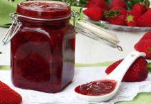 confiture des fraises au Thermomix