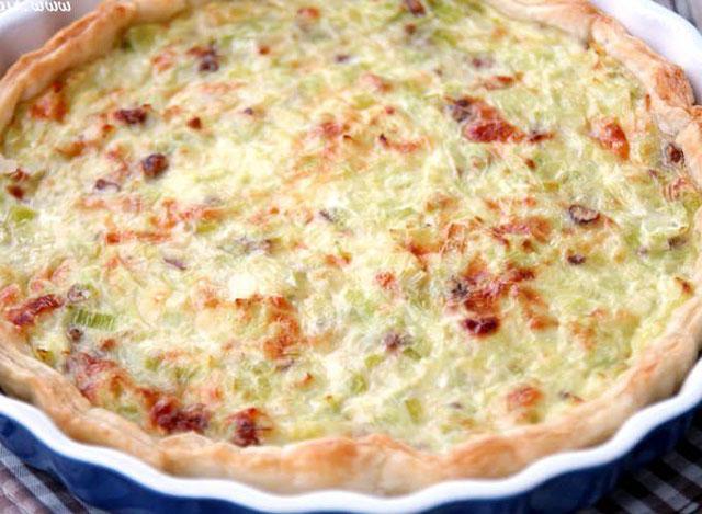 tarte-salée-aux-poireaux-au-Thermomix