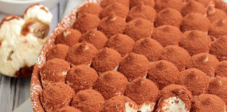 tiramisu original au Thermomix