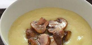 velouté de pommes de terre au Kiri au Thermomix