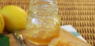 Confiture de Citron au Thermomix
