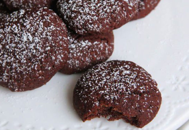 biscuits légers au cacao et au yaourt WW