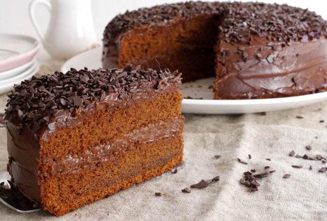 Gâteau au Chocolat de Pâques au Thermomix