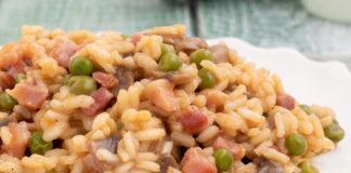 risotto-aux-champignons-et-petits-pois-et-jambon-WW