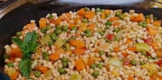 Blé Ebly aux Légumes au Thermomix