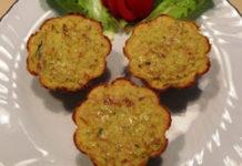 Muffins de Pommes de Terre au Thon WW