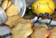 Sablés au Citron et au Yaourt WW
