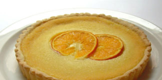 Tarte à l'Orange au Thermomix
