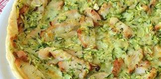 Tarte-légère-aux-courgettes-et-au-poulet-WW