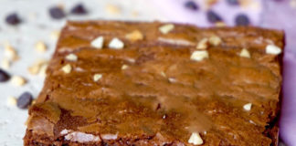 Brownie Express avec 3 Ingrédients au Thermomix