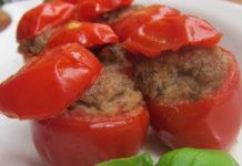 Tomates Farcies au Thon Légères WW