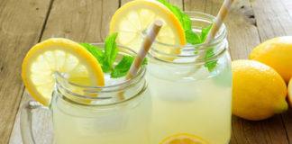 citronnade légère WW