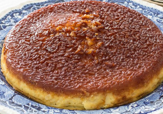 Gâteau de Riz au Caramel au Thermomix