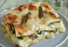 Lasagnes aux Asperges et au Jambon WW