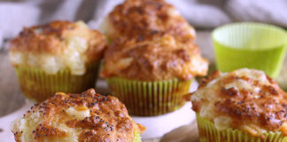 Muffins aux Fromages au Thermomix