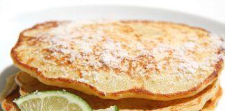 Pancakes à la Noix de Coco et Citron au Thermomix