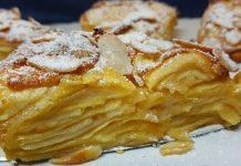 Gâteau Invisible aux Pommes Léger WW