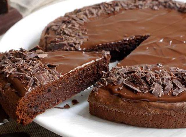 Gâteau au Chocolat Sans Farine au Thermomix