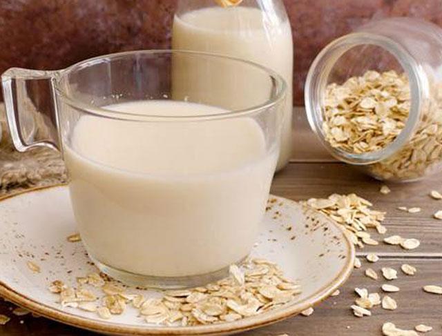 lait d'avoine au Thermomix