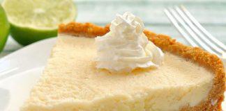 tarte au citron légère WW