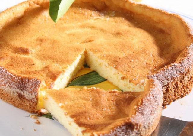 gâteau léger à la faisselle et au citron WW