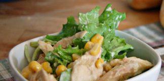 Salade de Poulet au Yaourt WW