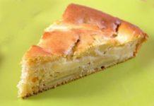gâteau léger aux pommes et citrouille WW
