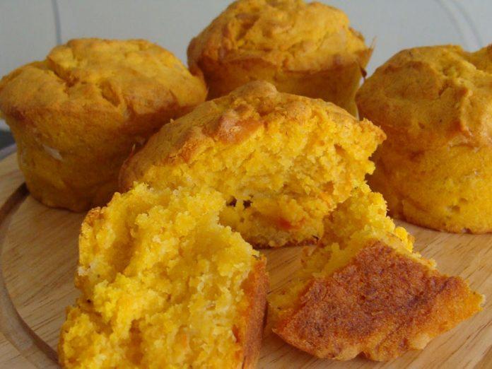 muffins légers aux potirons WW