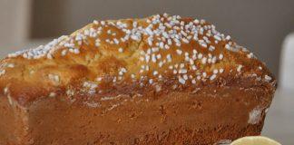 Cake Ultra Léger au Citron WW