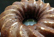 Cake au Chocolat / Poires et à la Cannelle au Thermomix