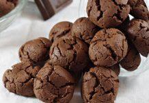 Biscuits Légers au Chocolat et Épices WW