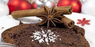 Gâteau Léger au Chocolat et aux Épices WW