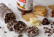 Saucisson au Nutella au Thermomix