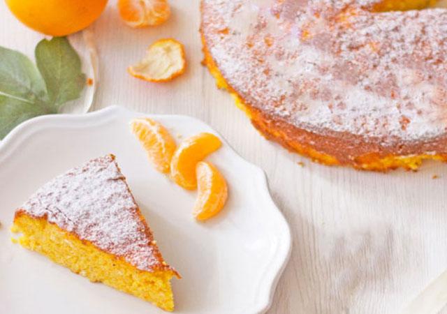 Gâteau Léger à la Clémentine WW