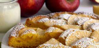 Gâteau aux Pommes et au Yaourt au Thermomix