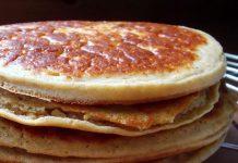 pancakes légers avec 2 ingrédients WW