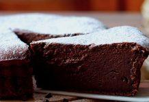 Gâteau Léger au Chocolat et au Yaourt WW