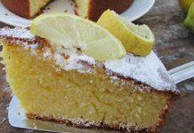 Gâteau au Citron et au Mascarpone au Thermomix