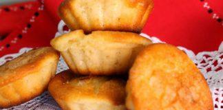 Muffins Légers au Mascarpone WW