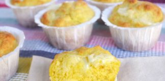Muffins Légers aux Fromages WW