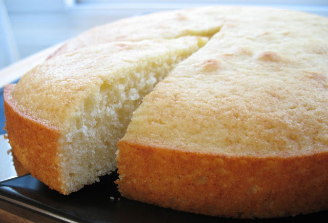 gâteau au lait concentré au Thermomix
