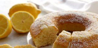 Cake Moelleux au Citron WW