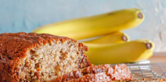 Banana Bread léger WW