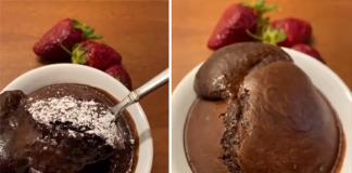 Mi-cuit au Chocolat Léger WW