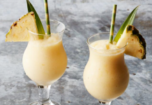 Cocktail Piña Colada Léger WW