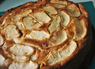 Gâteau aux Pommes Sans Œufs au Thermomix